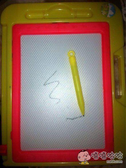 放出一张我童年的iPad!