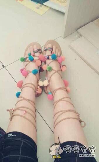 穿好这双鞋子需要几分钟?