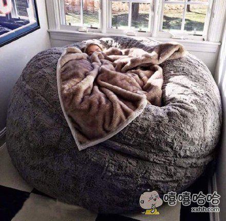 家里有个这样的床,一个冬天都不想再出门了