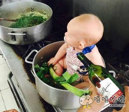 为神马要在香菜和大葱里面加红酒?