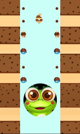 跳跳蛙救公主