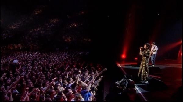 小红莓乐队(卡百利乐队)巴黎演唱会