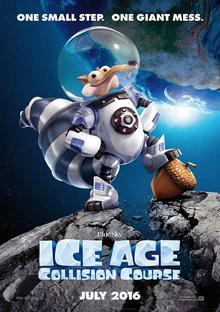 冰川时代5:星际碰撞