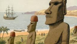 永远的神秘守望——智利复活节群岛巨像