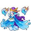 龙斗士海洋女神图鉴