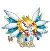 龙斗士光翼守护者 光翼使者 光之翼兽图鉴