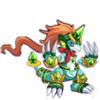 龙斗士绿晶守护使图鉴