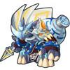 龙斗士银角 秘银丸 小银图鉴