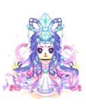 紫云公主飞天装