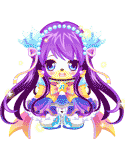 炫紫魔音少女装