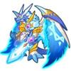 龙斗士圣龙王苍焰图鉴