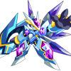 奥拉星紫钻晶侠