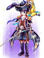 海盗奥玛斯套装