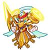 龙斗士天秤星神 天秤亚星 小秤图鉴