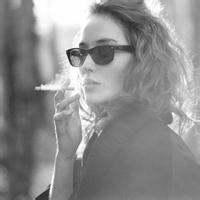 非主流霸气叼烟头像图片