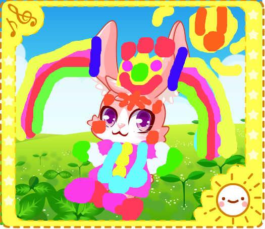 小兔兔公主