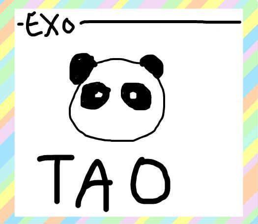 熊猫简笔画图片大全集