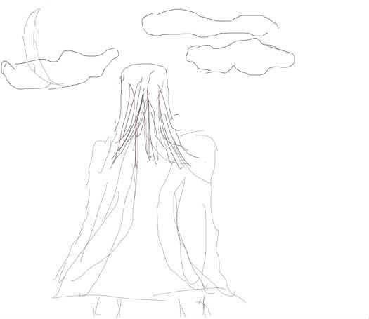 孤单的背影