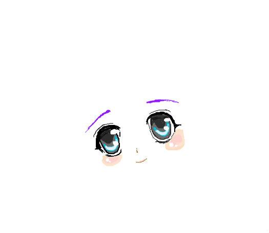 眼睛 `临摹