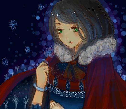 原创—白雪公主