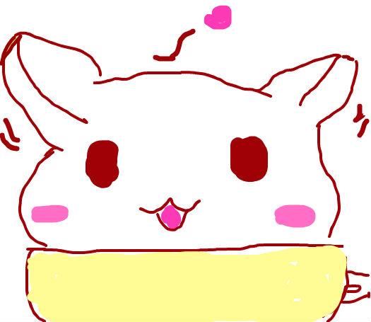 杯子猫_百田涂鸦板_百田网