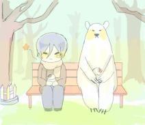 降谷同学与白熊君