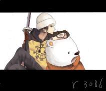 【冰黎】To大猫√海贼第六发;3086