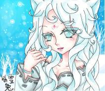 魅力狐妖女