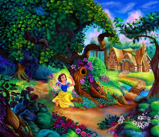 @Snow White