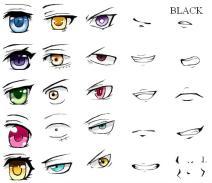【偷学】如何画<em>眼睛</em>~