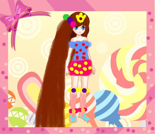 卡通美人鱼公主简笔画:卡通动物简笔画:美人鱼公主简