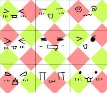 教你画超萌超简单的Q版表情