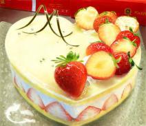 教你画蛋糕