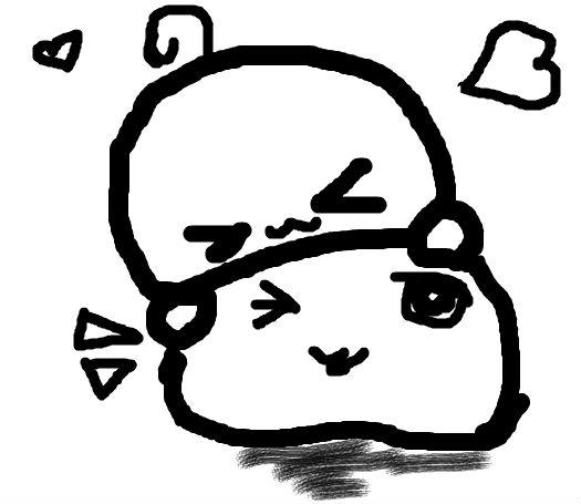 可爱的小动物简笔画_学乐网