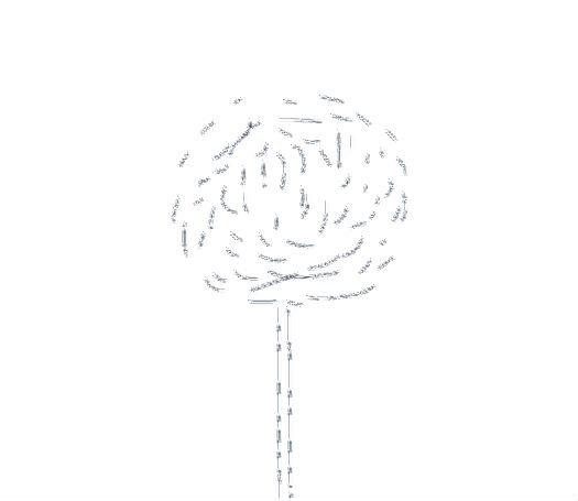 简单又可爱的蘑菇房简笔画
