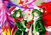 圣诞快乐—HTF