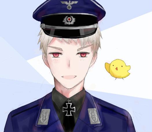 普爷帅如鸟!←v←