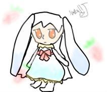 小兔纸大白白