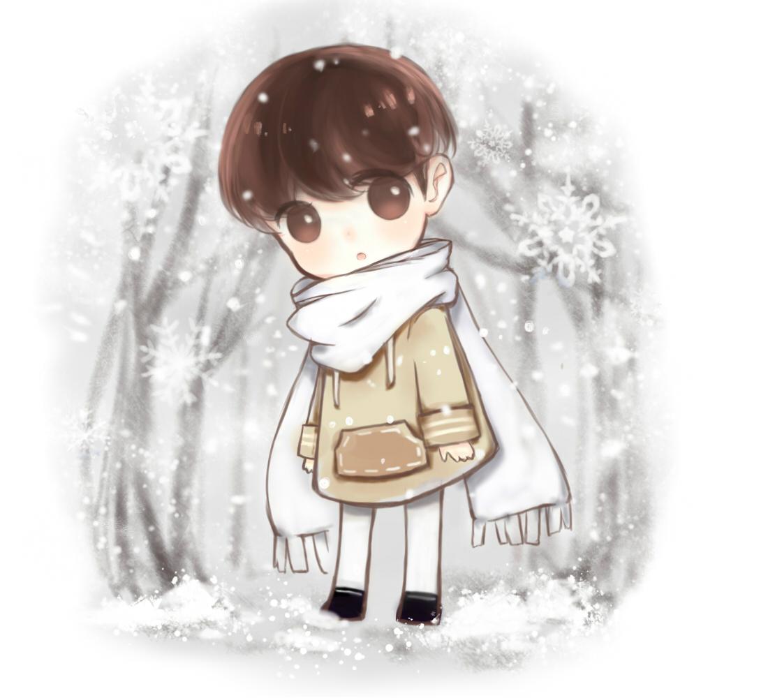 暖冬小天使