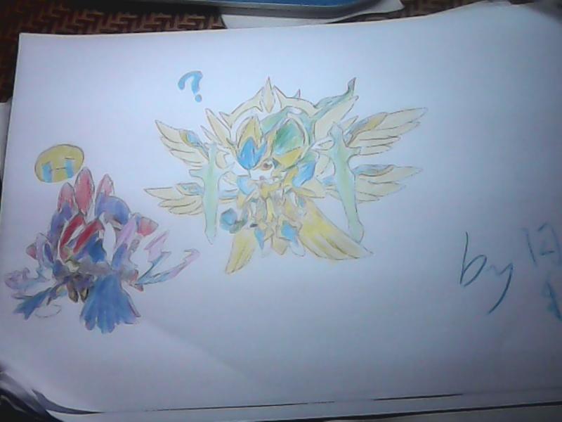 六年级挑战书美术画画图片