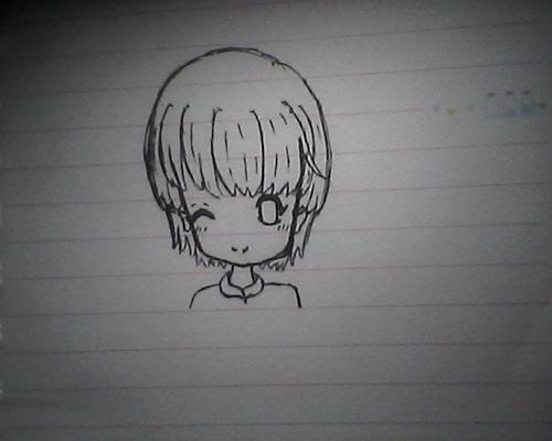 exo萌版笔画