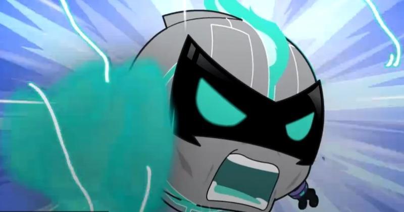 伽罗和小心超人这影子还是什么的一直太替换图片