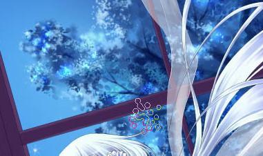 【小布丁】鼠绘唯美水晶动漫女孩