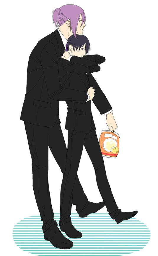 【七黎】黑子的篮球你爱吗
