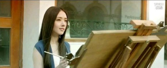 电影版小时代——画画的南湘