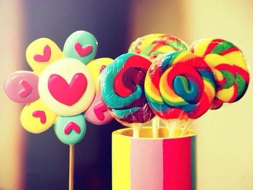 【幽梦】看到这可爱的棒棒糖