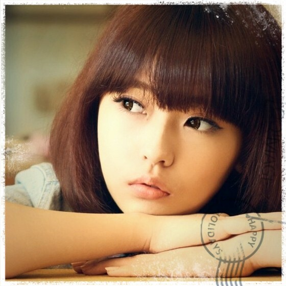 【湘琪】可爱漂漂的真人女生头像