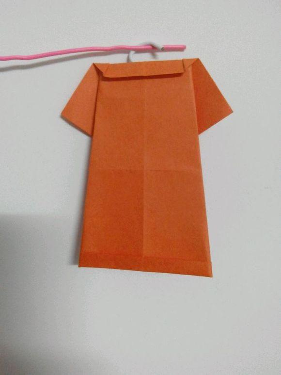 【樱茉】转·各种简单的纸折衣服