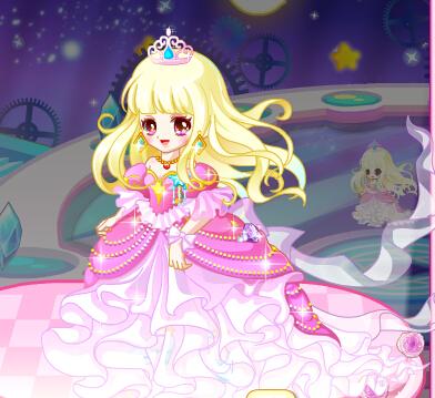 奥比岛公主奇缘的宝石公主的全s搭配怎么弄