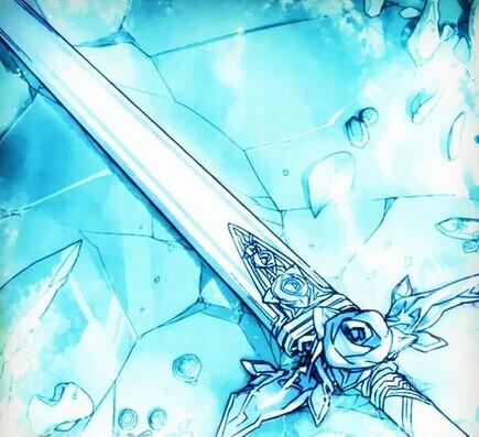二次元组名_【废柴工作组_娱乐贴】那些二次元的剑
